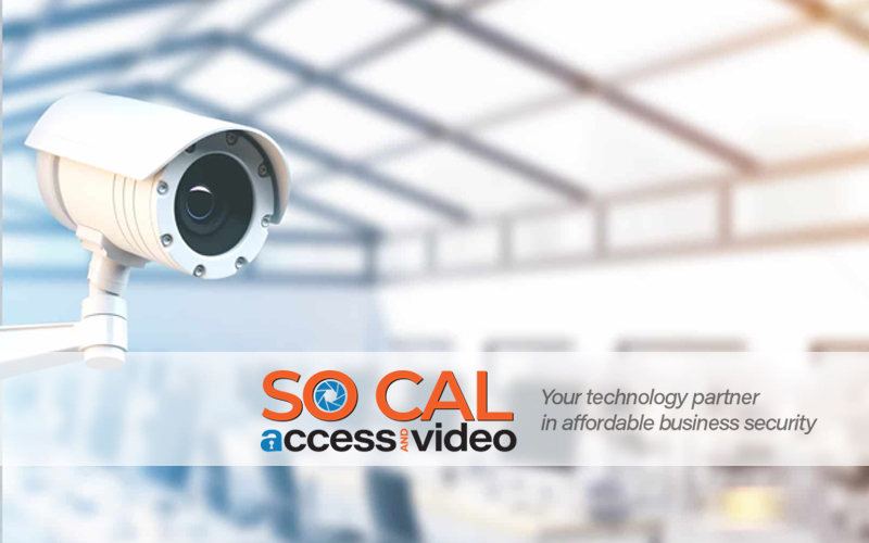 Business Security Systems in Irvine, Pasadena and Nearby Cities